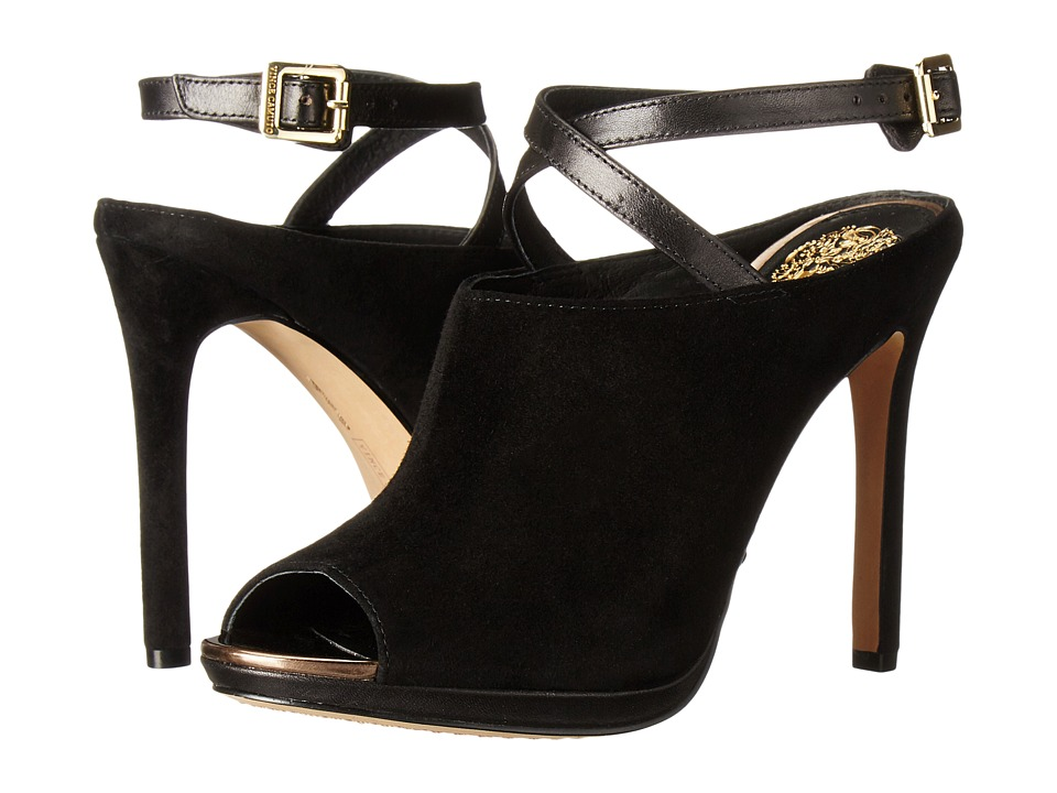 Vince Camuto - Resina (Black) Women's Shoes