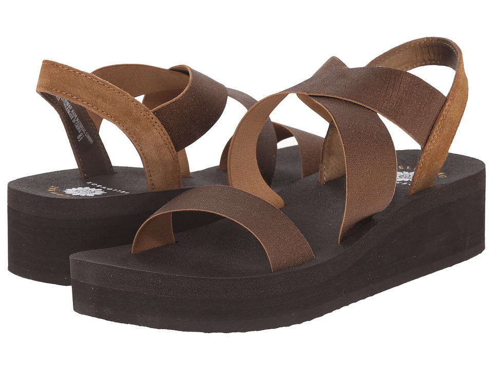 Yellow Box - Bunkie (Bronze Brown) Women's Sandals