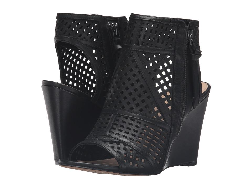 Vince Camuto - Xabrina (Black) Women's Wedge Shoes
