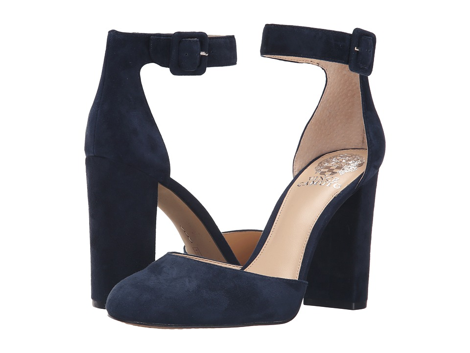 Vince Camuto - Shaytel (Dark Navy) Women's Shoes