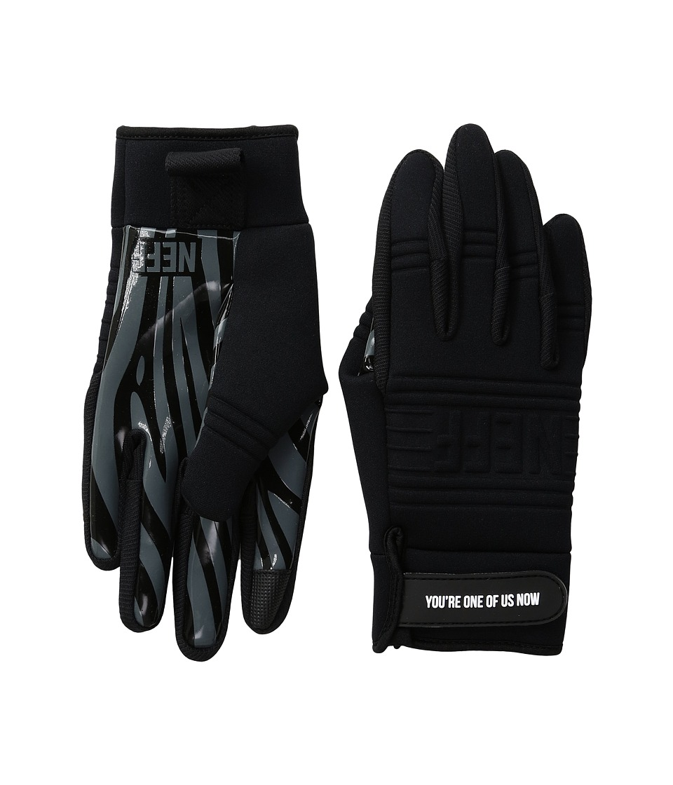 Neff - Daily Pipe Glove (Black 1) Extreme Cold Weather Gloves
