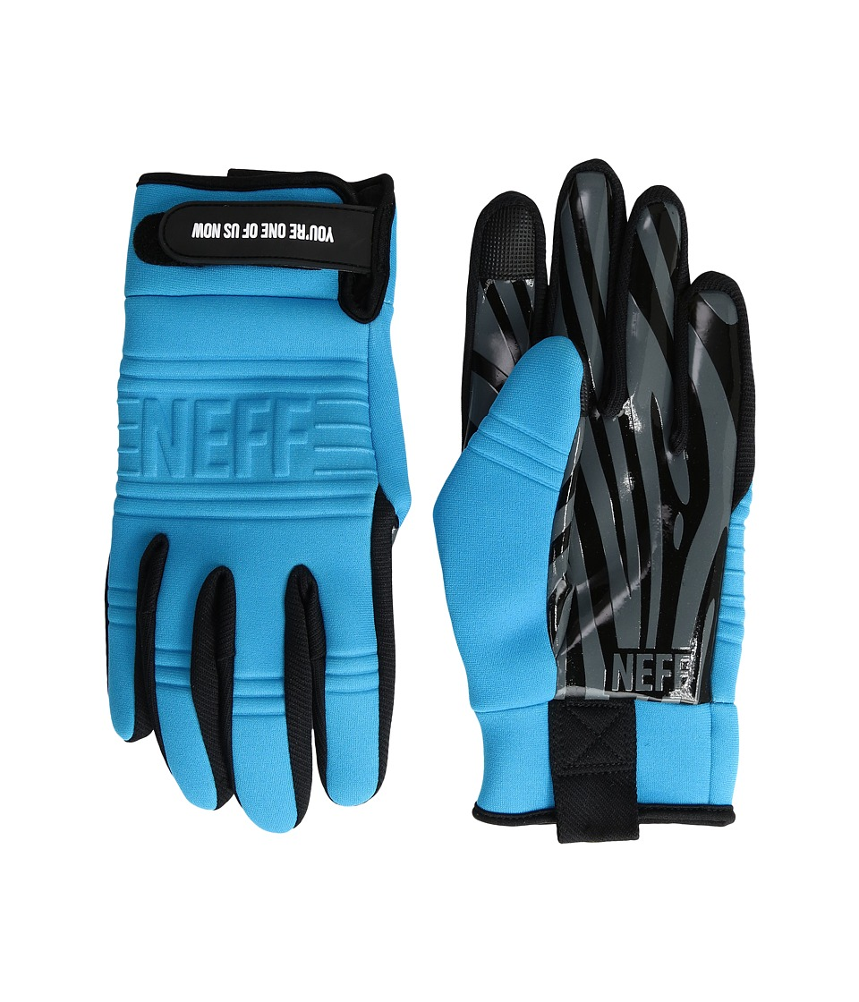 Neff - Daily Pipe Glove (Cyan 1) Extreme Cold Weather Gloves