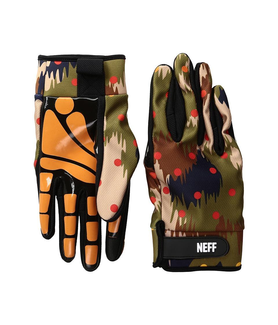 Neff - Chameleon Glove (Camo 1) Snowboard Gloves