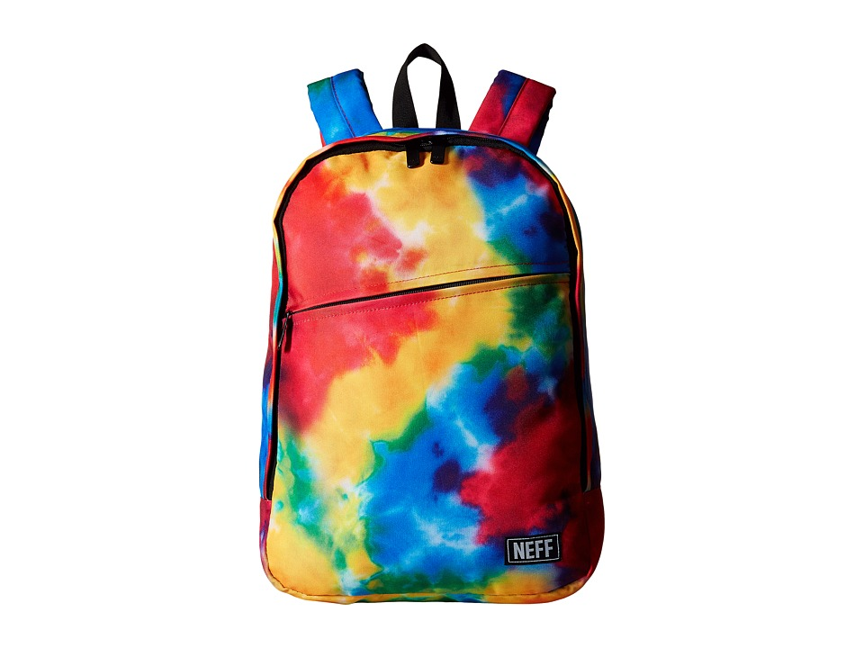 Neff - Daily Backpack (Tie-Dye) Backpack Bags