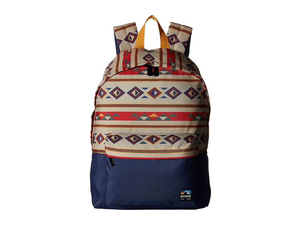 Neff - Professor Backpack (Aztec) Backpack Bags