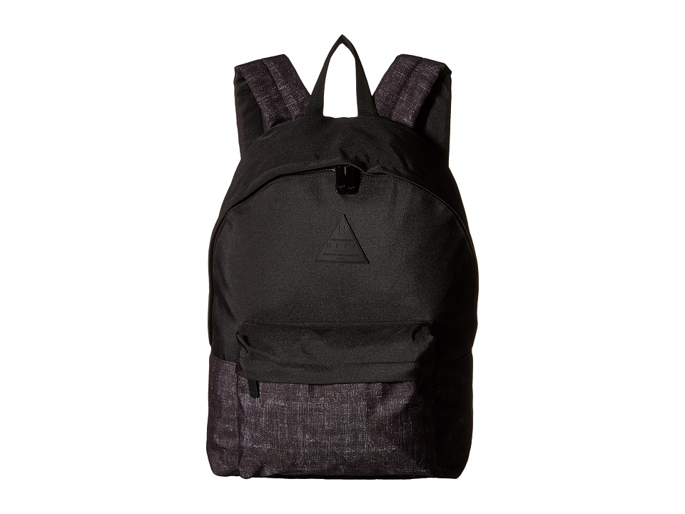 Neff - Professor Backpack (Black) Backpack Bags