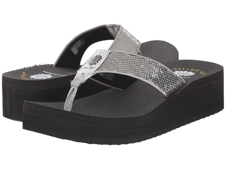 Yellow Box - Guppy (Gray) Women's Sandals