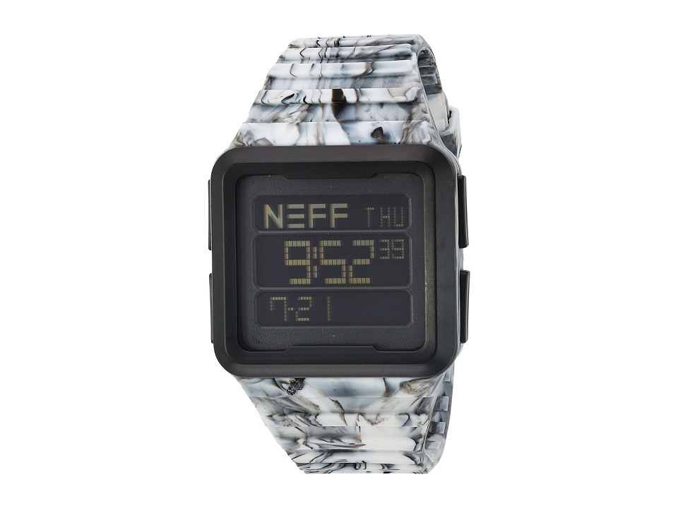 Neff - Odyssey (Black/White) Watches