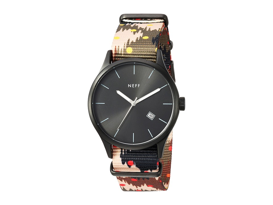 Neff - Esteban Watch (Camo) Watches