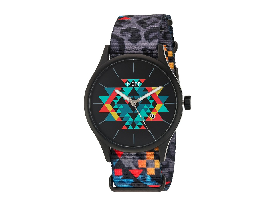 Neff - Esteban Watch (Psychosafari) Watches