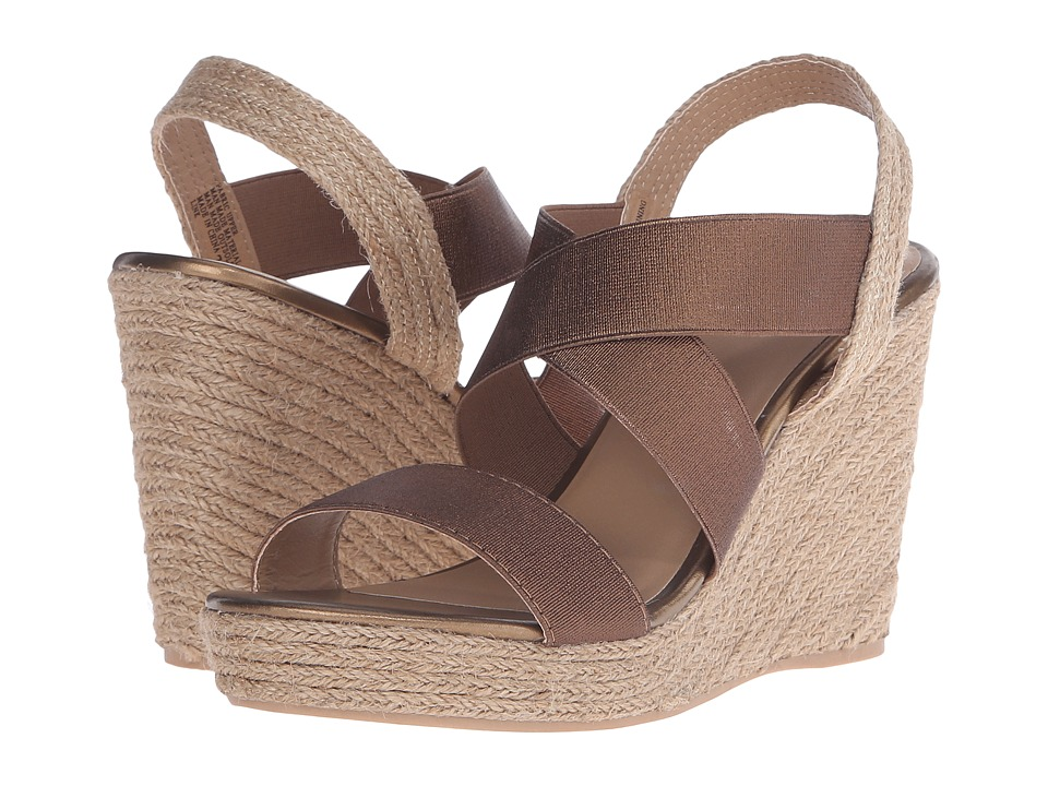 Yellow Box - Link (Bronze) Women's Sandals