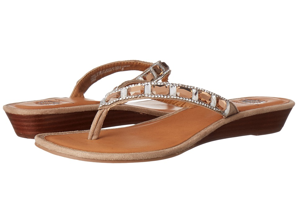 Yellow Box - Louisa (Light Taupe) Women's Sandals