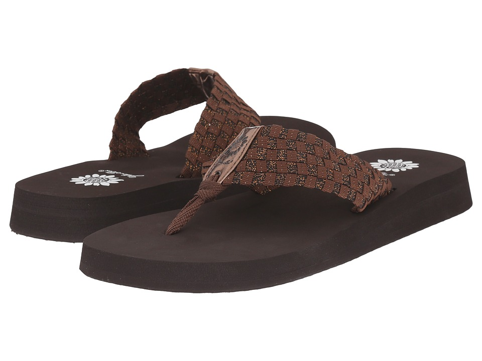 Yellow Box - Soleil (Bronze) Women's Sandals