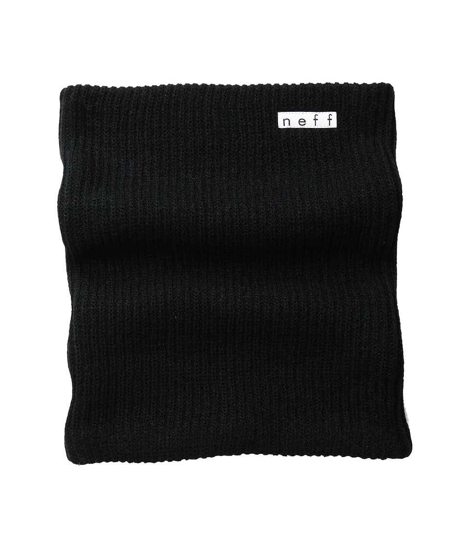 Neff - Daily Gaiter (Black 1) Scarves