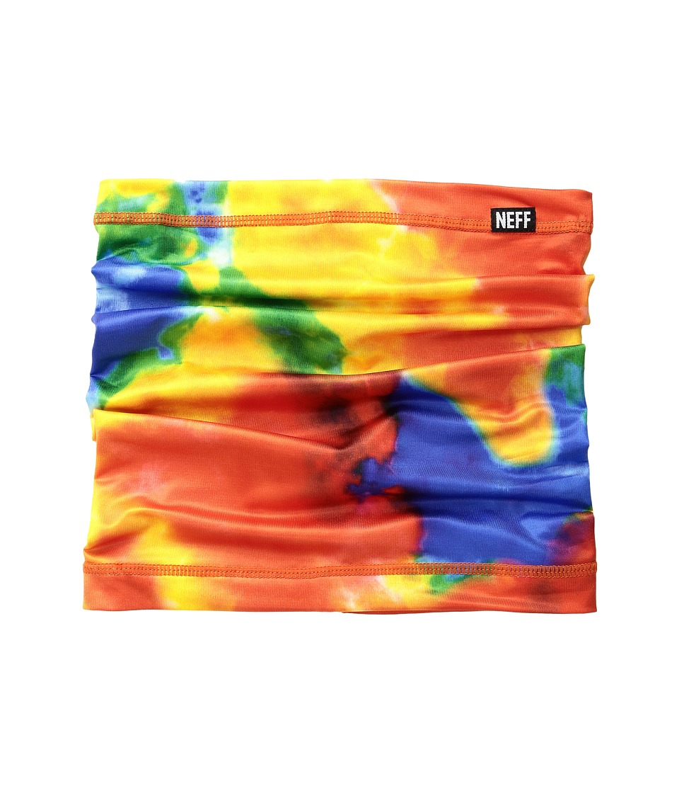 Neff - Stretchy Neck Thing (Tie-Dye) Snowboards Sports Equipment