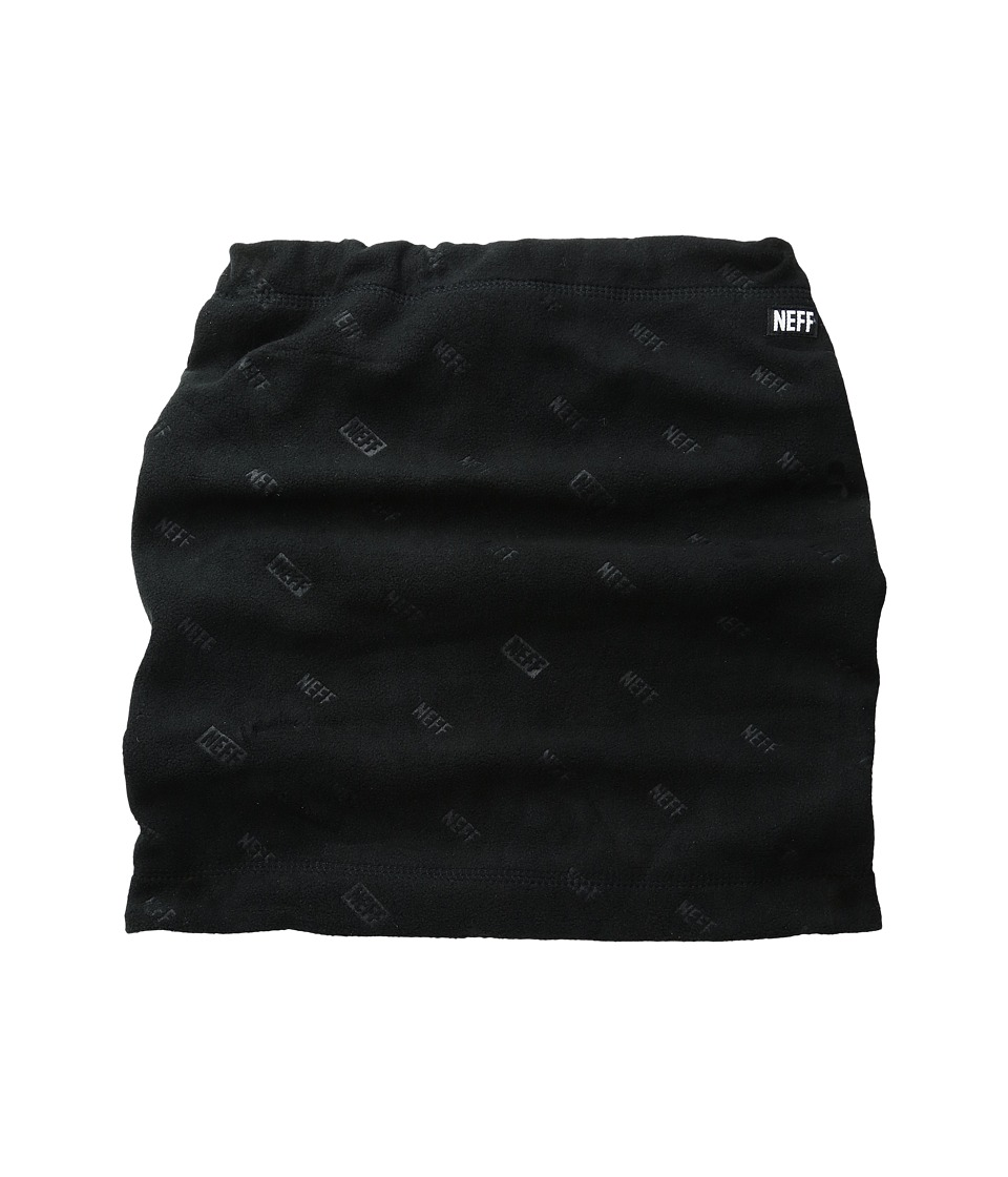 Neff - Shield Gaiter (Black) Scarves