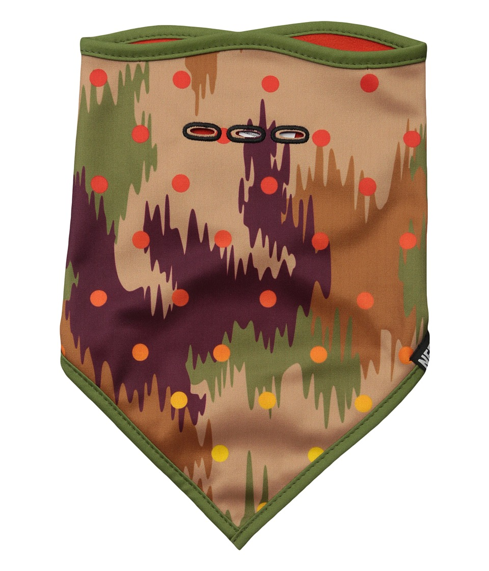 Neff - Mountain Facemask (Camo) Scarves
