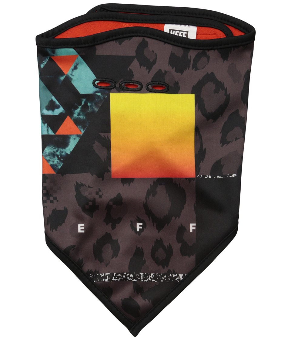 Neff - Mountain Facemask (Psychosafari) Scarves