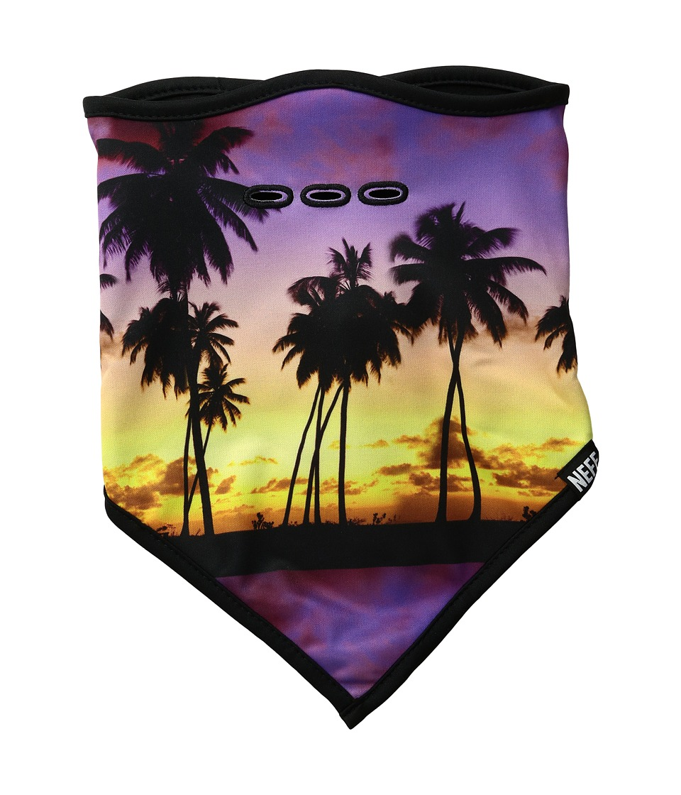 Neff - Mountain Facemask (Sunset) Scarves