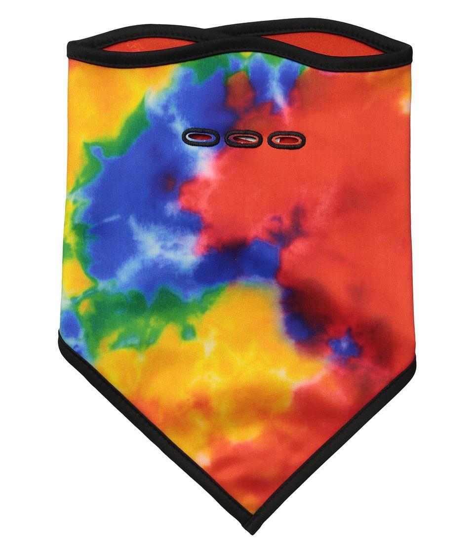 Neff - Mountain Facemask (Tie-Dye) Scarves