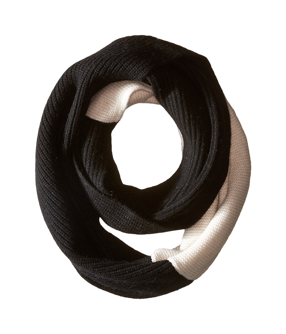 SOREL - Joan Infinity Scarf (Bisque/Black) Scarves