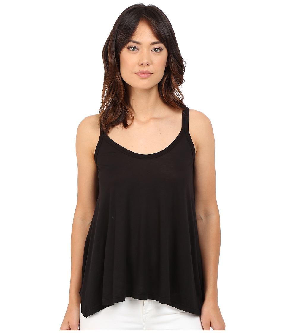 Splendid - Swing Tank Top (Black) Women's Sleeveless