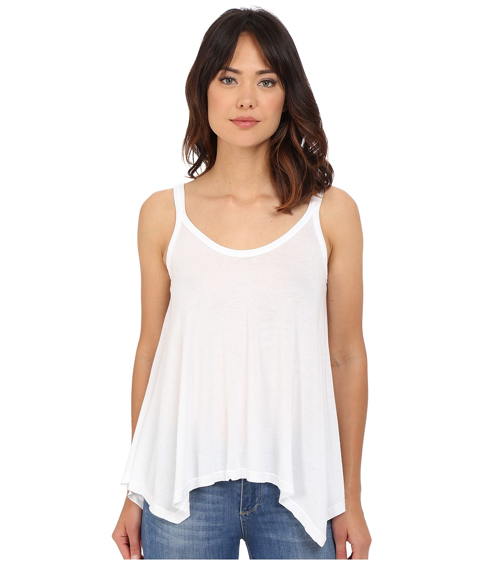 Splendid - Swing Tank Top (White) Women's Sleeveless