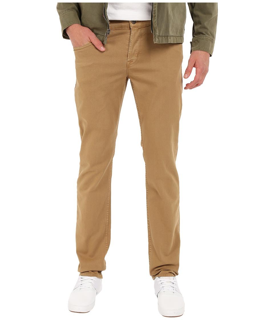 Hudson - Blake Slim Straight in Raw Umber (Raw Umber) Men's Casual Pants