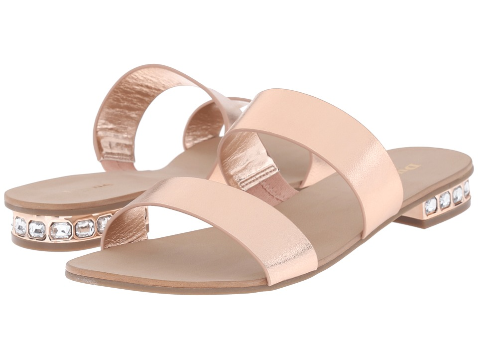 Dune London - Nesha (Rose Gold) Women's Shoes