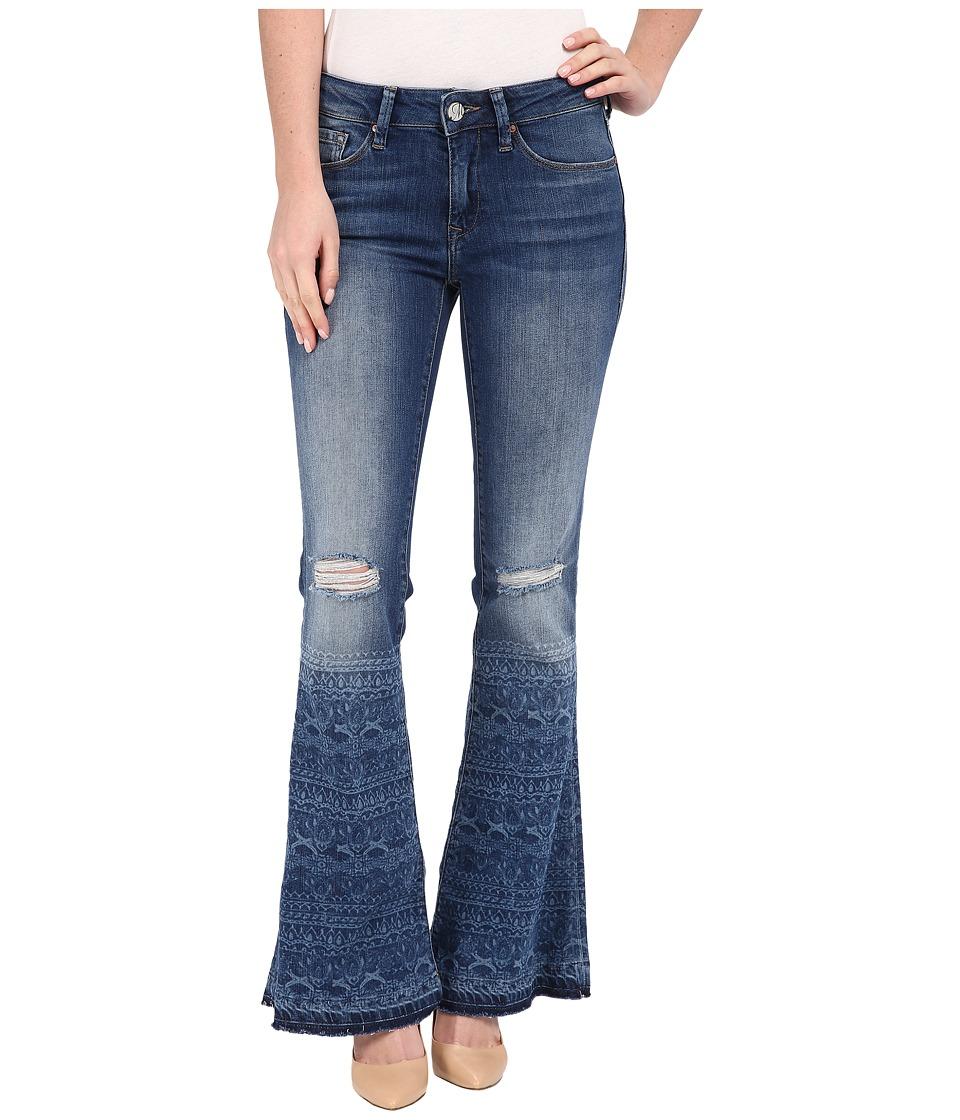 Mavi Jeans - Peace Vintage (Peace Mid Laser) Women's Jeans