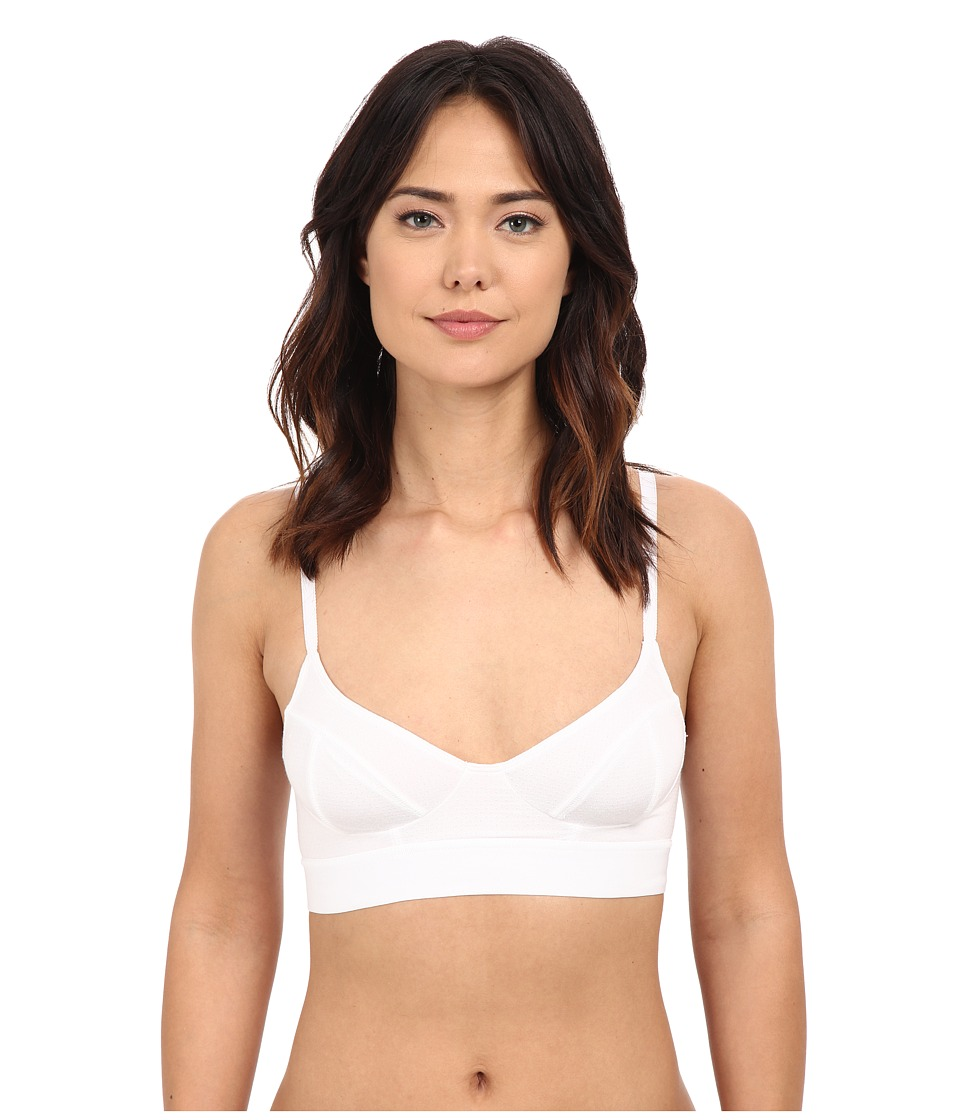 Free People - Madison Soft Bra (White) Women's Bra