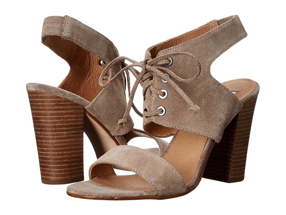 Dune London Irana (Grey Suede) High Heels