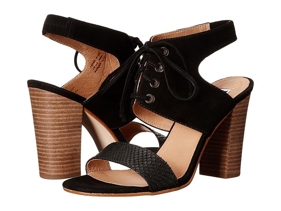 Dune London - Irana (Black Suede) High Heels