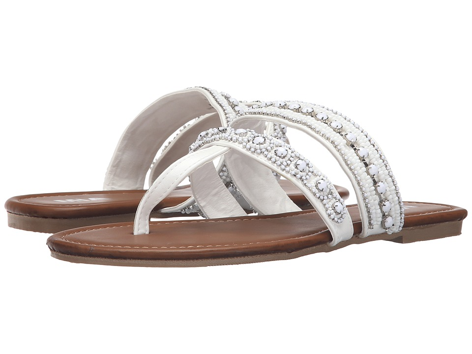 MIA - Candace (White) Women's Shoes