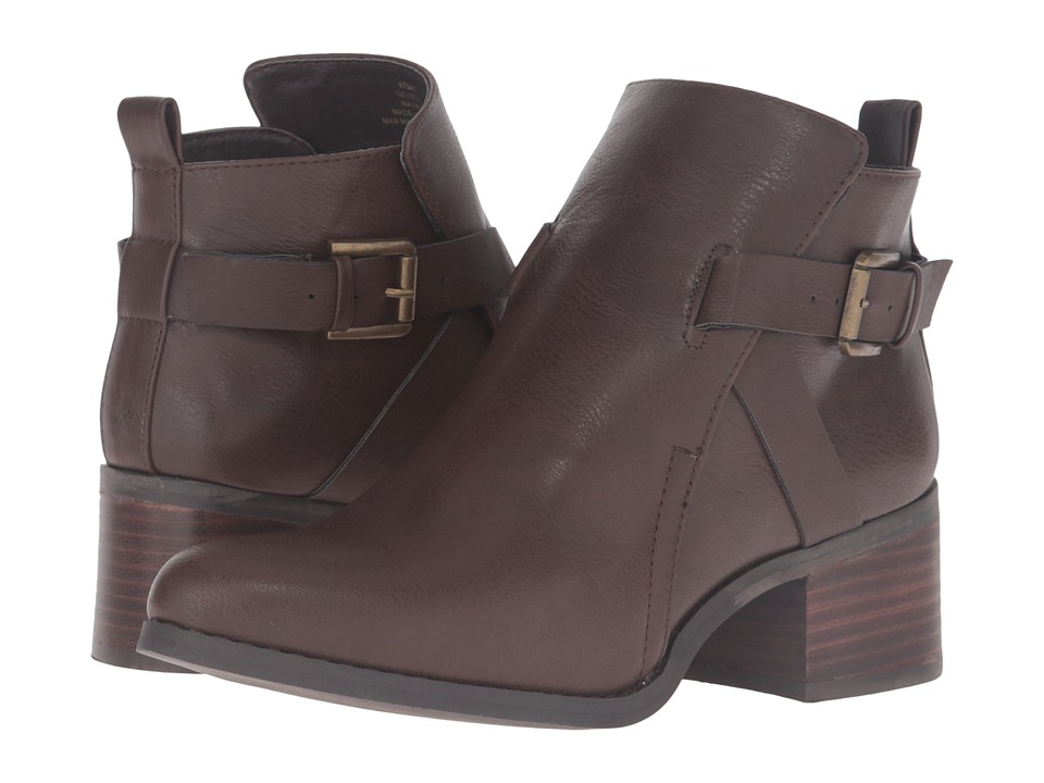 MIA - Nahira (Coffee) Women's Shoes