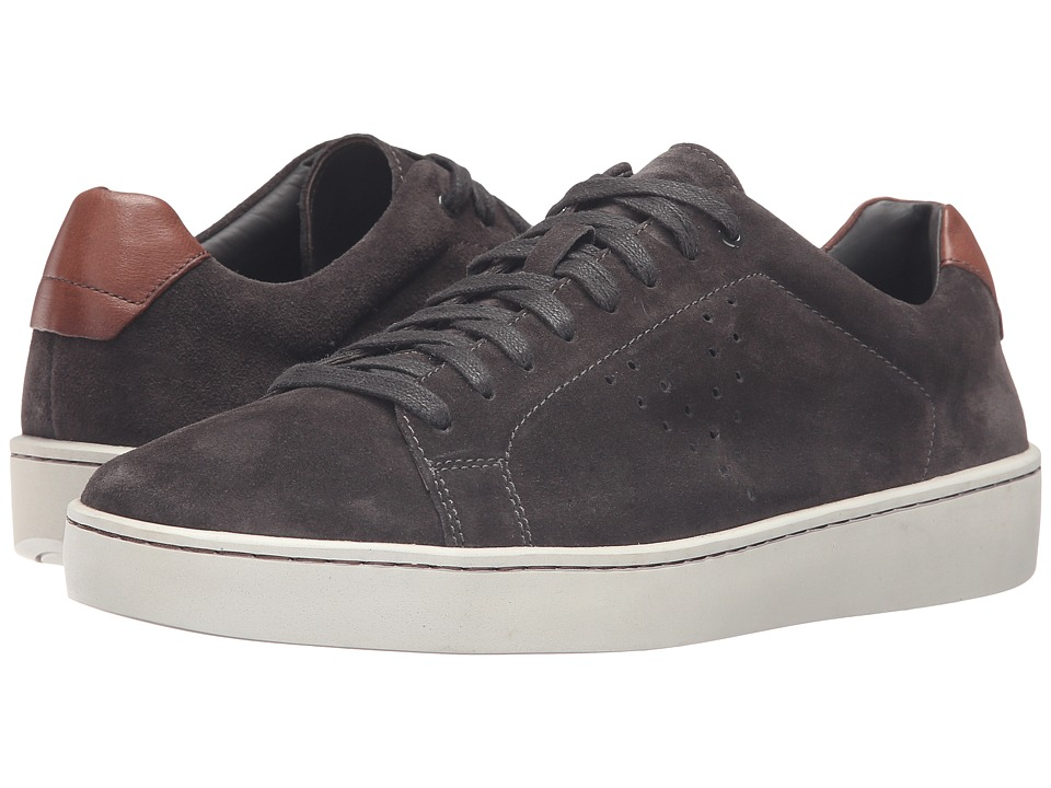 Vince - Simon (Graphite/Brown) Men's Shoes