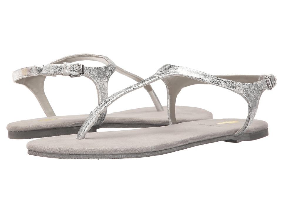 VOLATILE - Baise (Silver) Women's Sandals