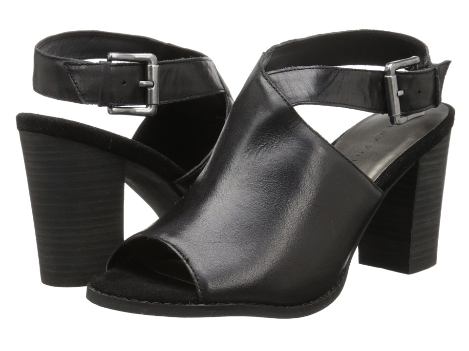 VOLATILE - Perrie (Black) High Heels