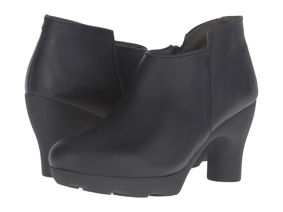 El Naturalista - Octopus NC06 (Black) Women's Shoes