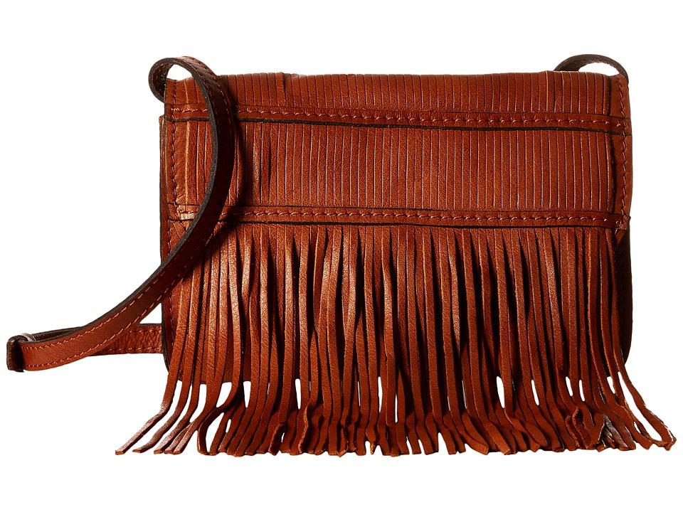 Patricia Nash - Torri Fringe (Tan) Handbags