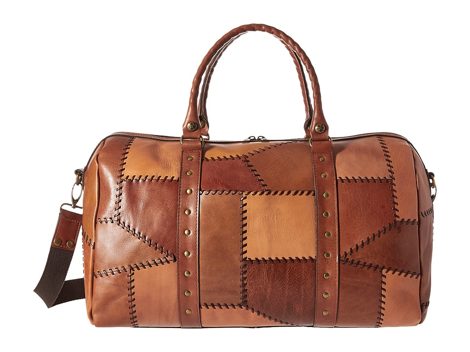 Patricia Nash - Milano Weekender Patchwork (Patchwork Tan) Weekender/Overnight Luggage