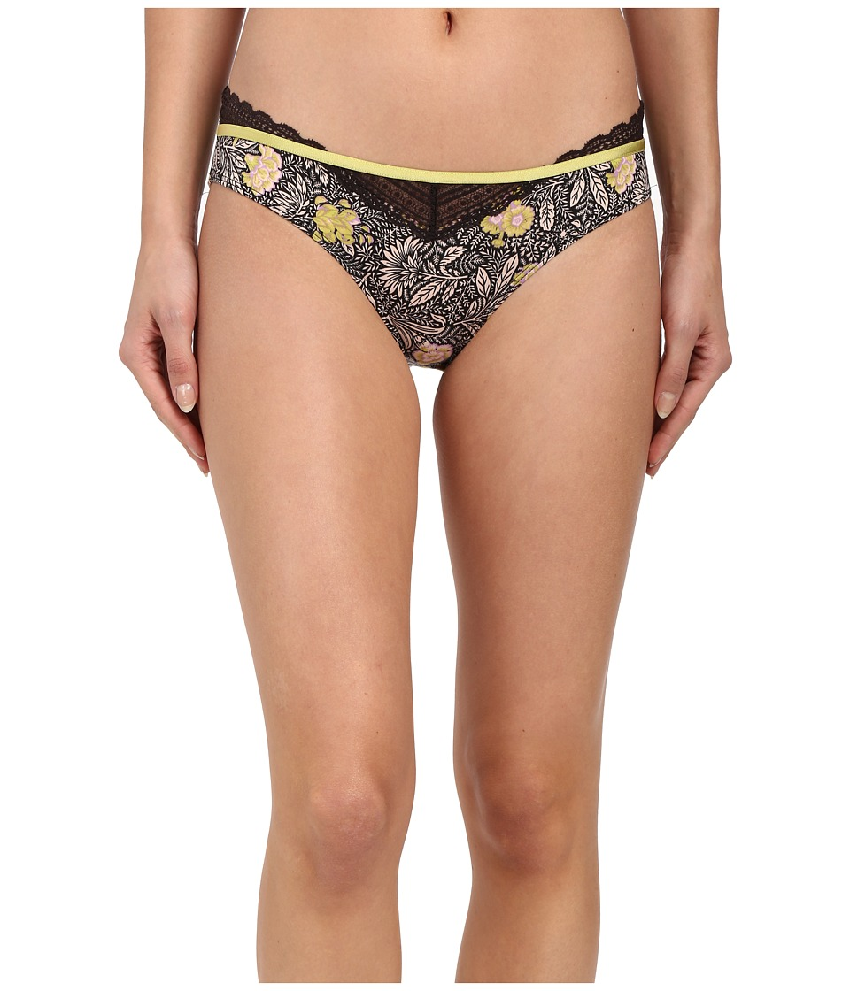 Free People - K.I.S.S. Undie (Dark Night Combo) Women's Underwear