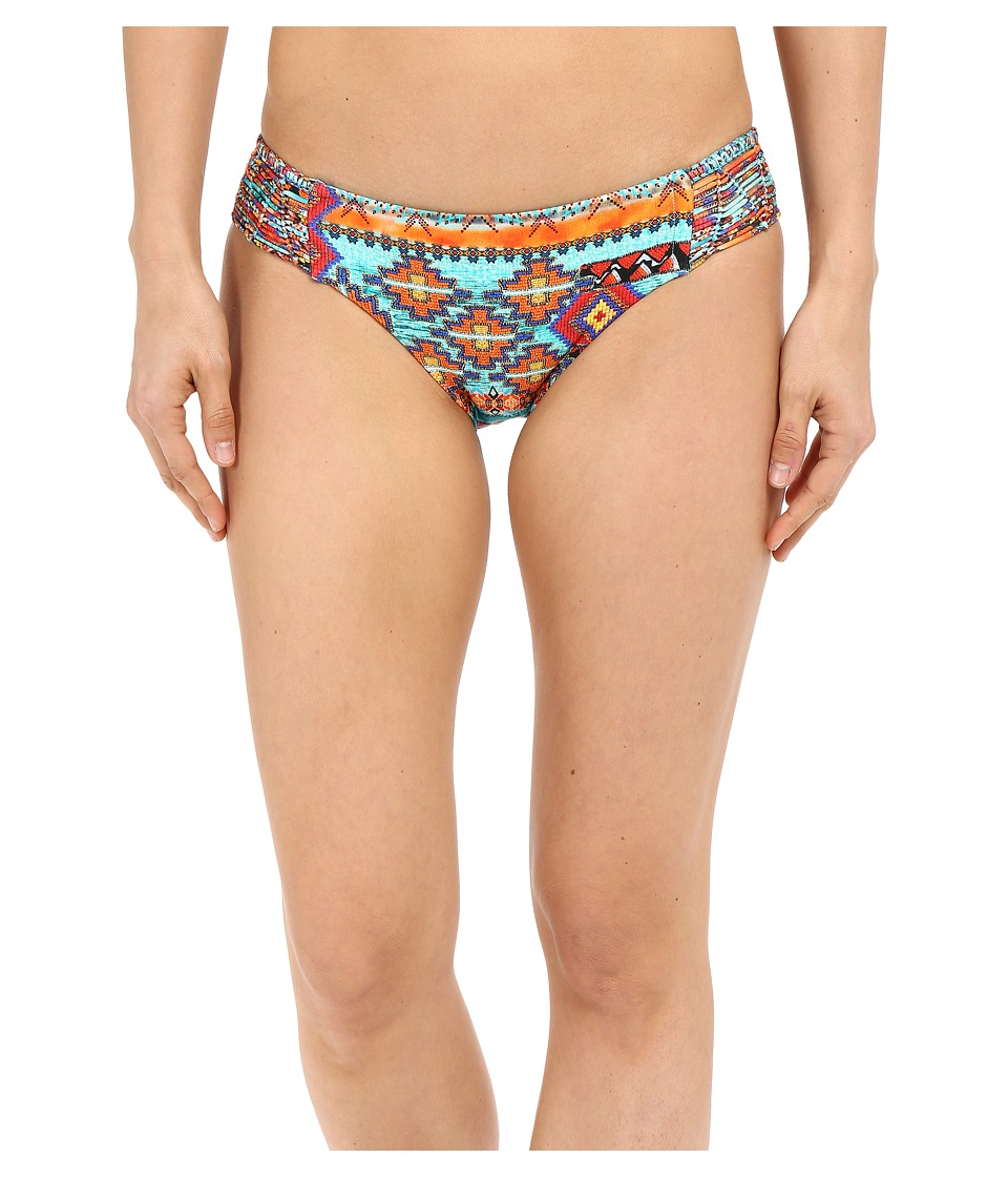 Luli Fama - Wild Free Weave Full Bottom (Multi) Women's Swimwear