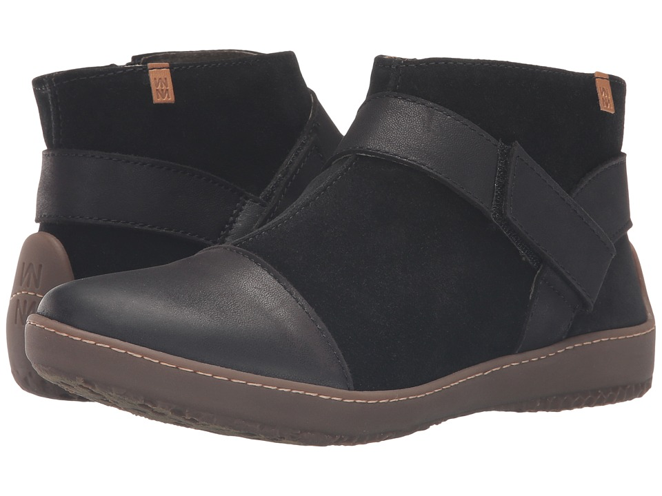 El Naturalista - Bee ND15 (Black) Women's Shoes