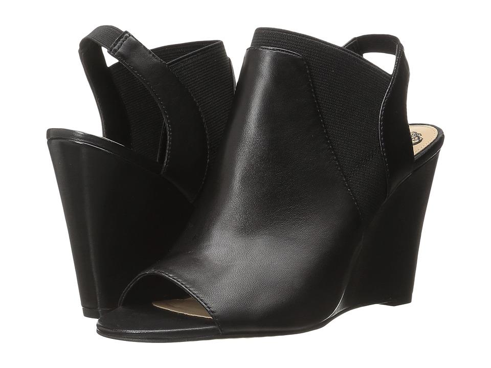 Vince Camuto - Xadrian (Black) Women's Wedge Shoes