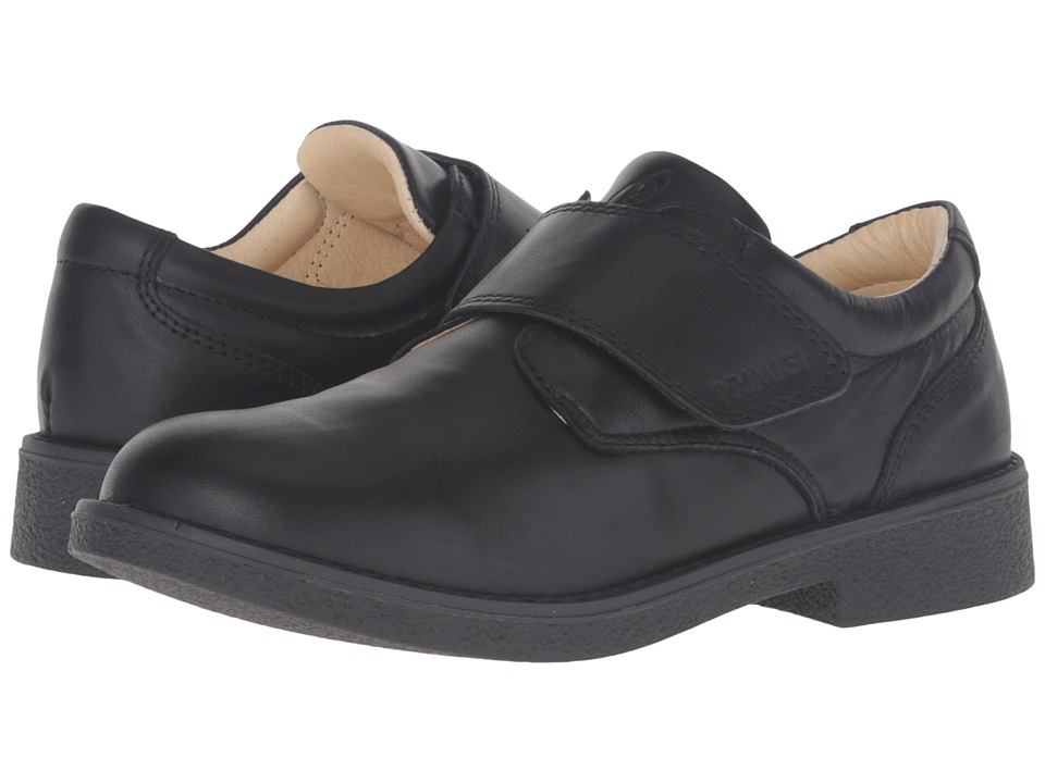 Primigi Kids - Brotter 2-E (Little Kid) (Black) Boy's Shoes