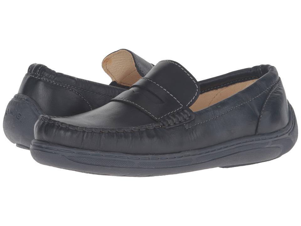 Primigi Kids - Choate (Big Kid) (Navy Nappa) Boys Shoes