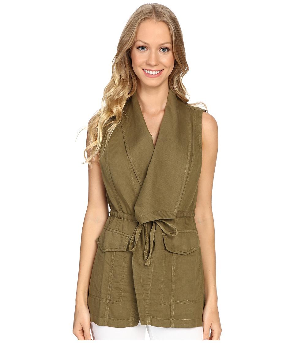 Sanctuary - Summer Sunset Vest (Moss) Women's Vest