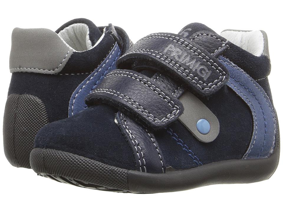 Primigi Kids - Portos (Infant/Toddler) (Blue) Boy's Shoes