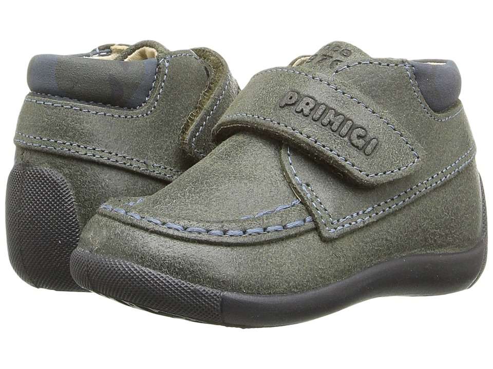 Primigi Kids - Griffin (Infant/Toddler) (Green) Boy's Shoes
